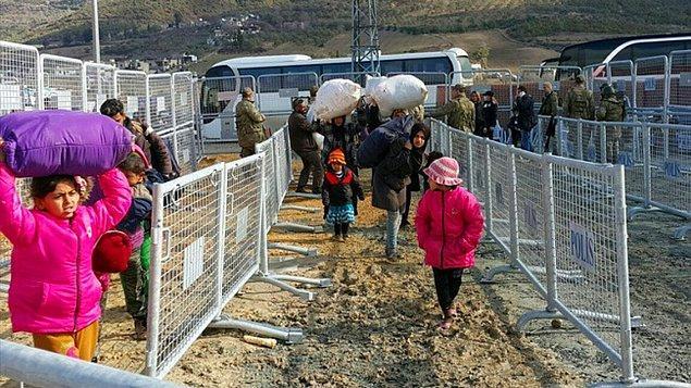 'Kamplardaki Suriyeliler için 10 milyar dolar harcadık'