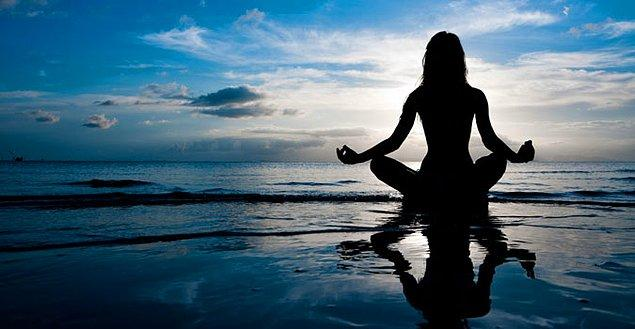 2. Meditasyon yapın