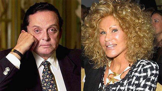 2. Alec ve Jocelyn Wildenstein – 2.5 Milyar $