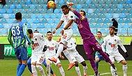 Çaykur Rizespor 1-1 Eskişehirspor