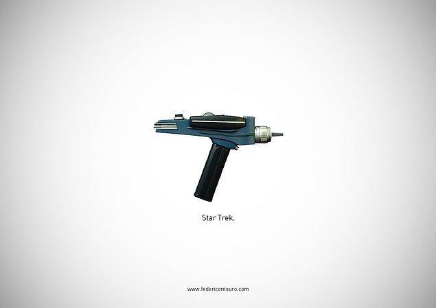 4. Star Trek - The Phaser