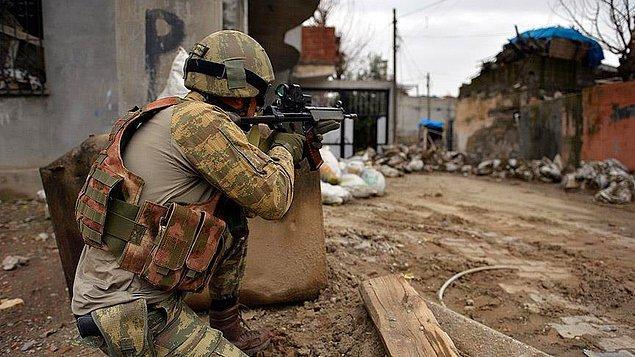 2. AA: 'Cizre'de 8 terörist etkisiz hale getirildi'