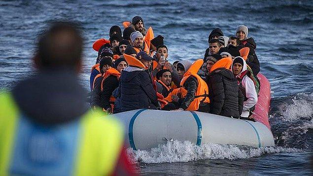 'İnsan kaçakçılığının her türlüsünü insanlık suçu olarak görüyoruz'