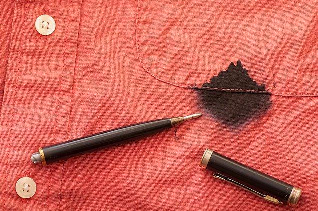 4. Peki o gömlek cebinde unutulan kalem?