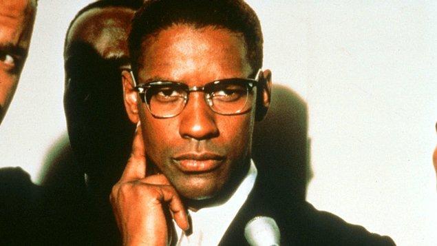 25. Malcolm X (1992)