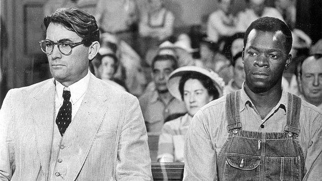 7. Bülbülü Öldürmek / To Kill a Mockingbird (1962)