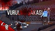 Türkiye'de Vurulma Şakası Çekerken Dayak Yemek