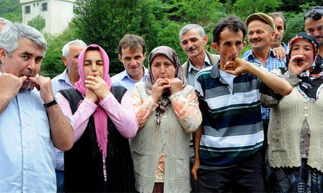Giresun'da ıslıkla anlaşan Kuşköy sakinlerinin beyinlerinin her iki tarafını da kullandıkları ortaya çıktı.