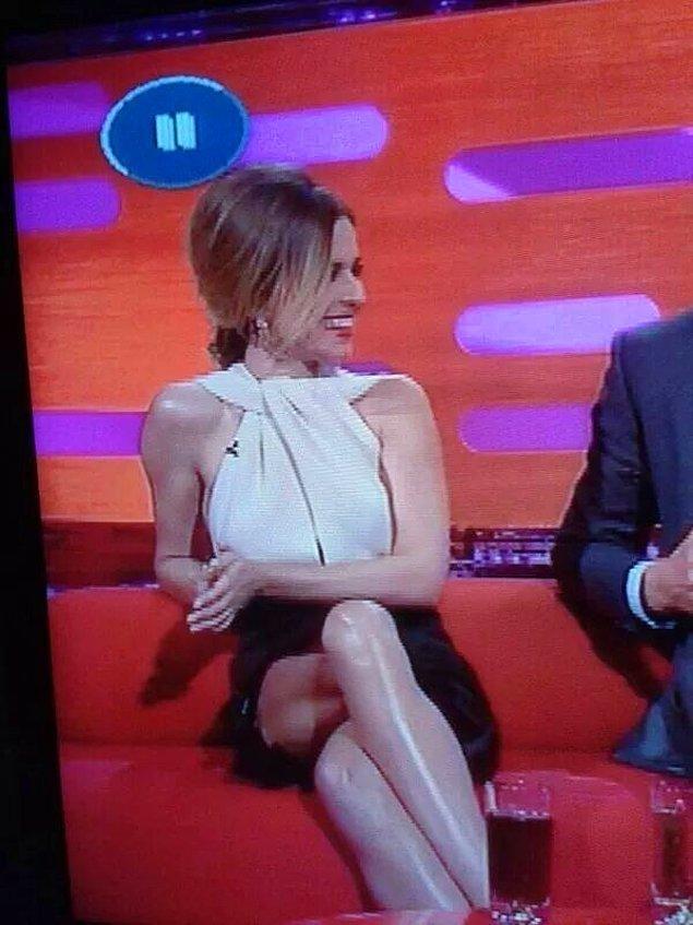 Сколько у нее ног?