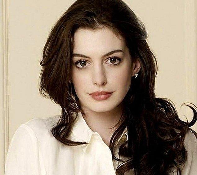 Anne Hathaway!