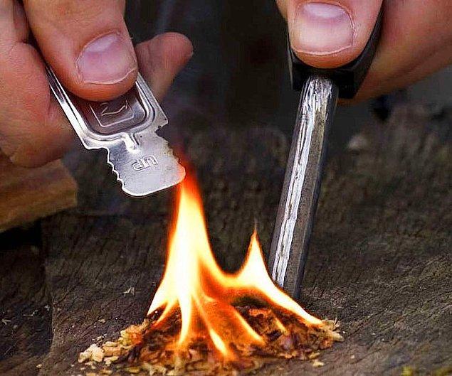 3. Ateş başlatıcı