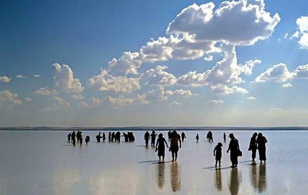 3. Tuz Gölü / Türkiye