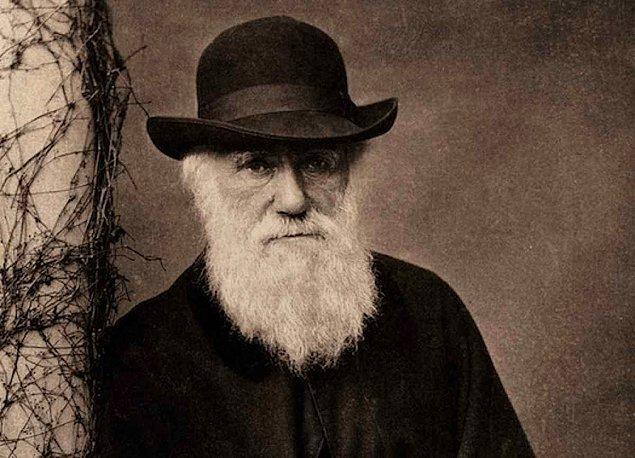 10. Evrim Teorisi - Charles Darwin (1859)