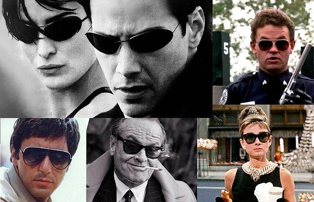 9. Gözlükler