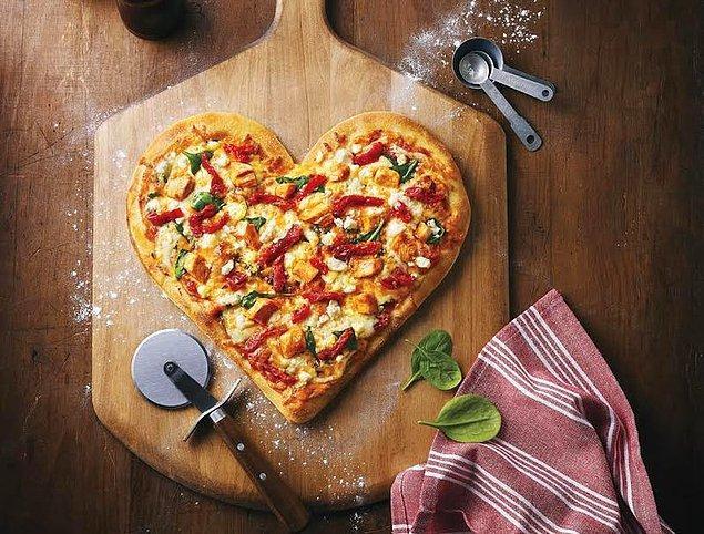 А на ужин у нас - пицца!