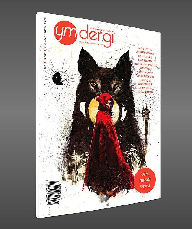 13. YM Dergi - Yalnızlar Mektebi