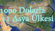 Az Miktar Parayla 50 Günde Asya'yı Keşfetmek İçin 11 İpucu