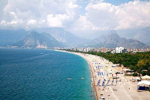Konyaalti District In Antalya