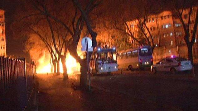 'Türkiye'yi hiç kimse terör örgütleri üzerinden terbiye etmeye vermeye kalkmasın'