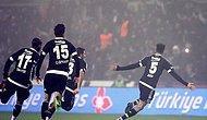 Beşiktaş 1-0 Mersin İdmanyurdu