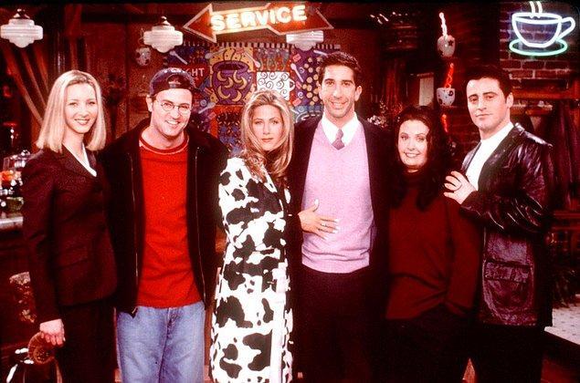 Bu dünyada gerçek anlmanda şişman Monica kadar harika bir şey yok.