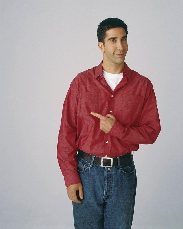 Ross'un kimi işaret ettiği büyük bir gizem :D