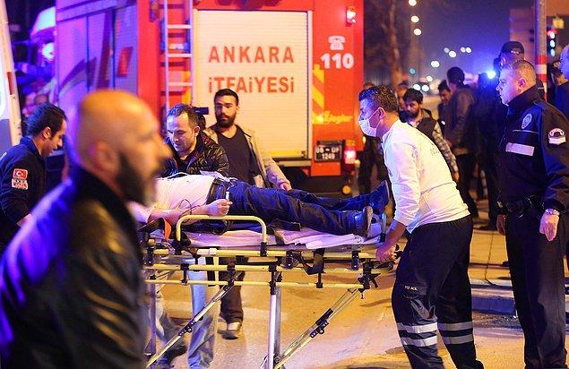 Türkiye'nin kalbine ikinci saldırı