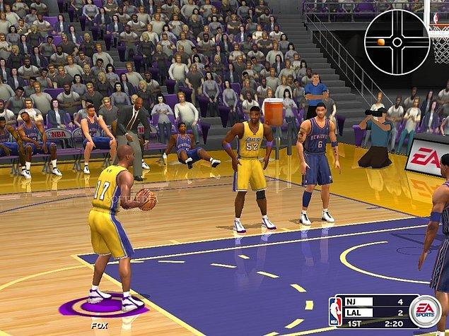 16. NBA Live 2003