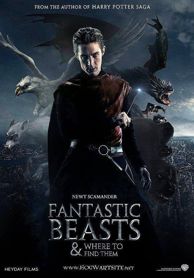 11. Fantastic Beasts and Where to Find Them (18 Kasım 2016)