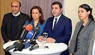 Demirtaş: '3 Partiyle Uzlaşma Komisyonu Olmaz'