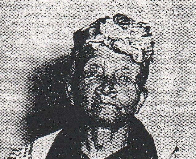 7. Yaşayan son Amerikan kölesi Martha Graham 103 yaşındayken, 1958