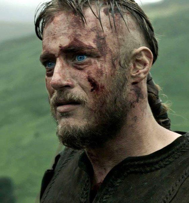 8. Vikingleri pislik içinde, leş gibi insanlar değillerdir.