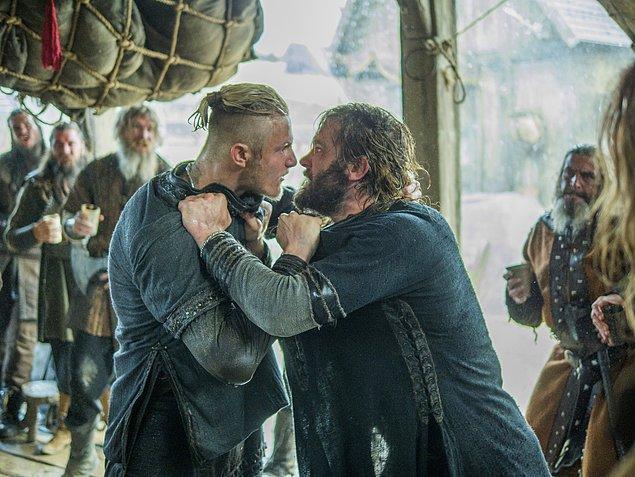 4. Viking dilinde küfür veya küfür benzeri hiçbir sözcük bulunmaz.