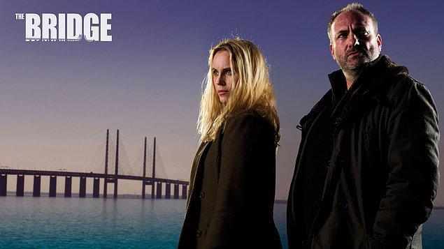 9. The Bridge - Bron/Broen  | (2011– ) | IMDB / 8,6