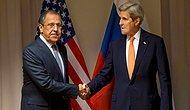 ABD ve Rusya Suriye'de Ateşkes Tarihi İçin Anlaştı