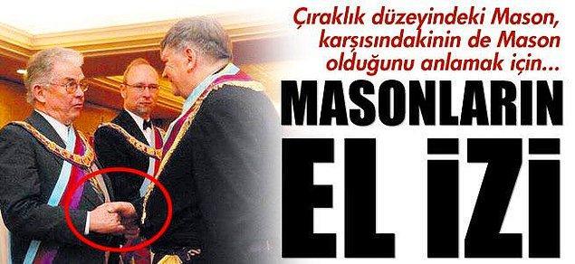 7. Gizli mason