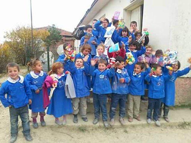 3. Yolpınar İlköğretim Okulu Samsun