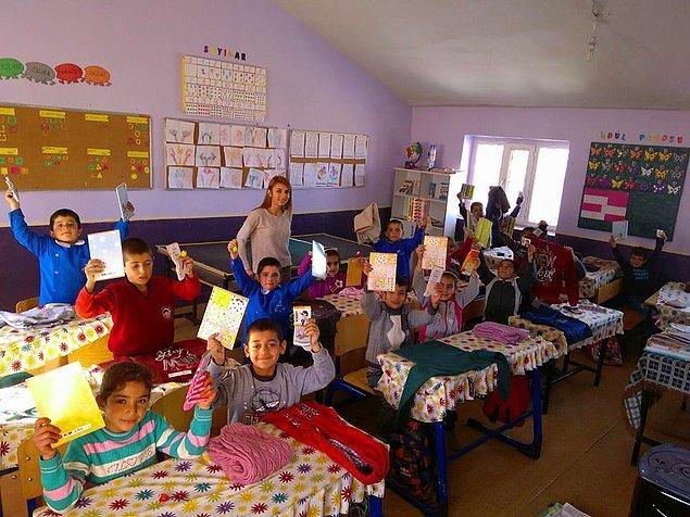 6. Buzlugöze İlköğretim Okulu Varto/MUŞ
