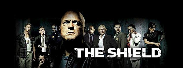 7. The Shield | (2002–2008) | IMDB / 8,7