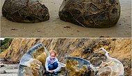 30 Fotoğrafta Dünyanın Çeşitli Yerlerinden İlginç Kaya Oluşumları