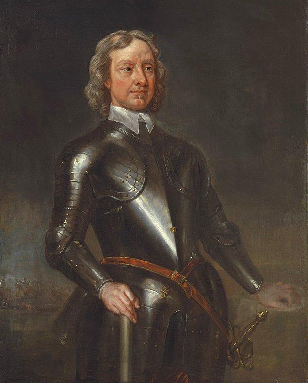Monarşinin mutlakiyetine karşı çıktığı yolda, tek başına mutlak hakim haline gelen Cromwell'in hükümranlığı, bir kaç böbrek taşı ve sıtma yüzünden yalnızca beş yıl sürebildi.