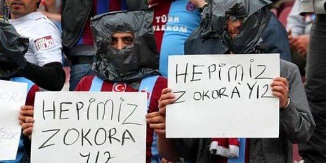 1. Bir Trabzonspor taraftarı her zaman ırkçılığa karşıdır.