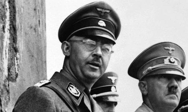 Himmler'in içinde taşıdığı nefret yıllar geçtikçe iyiden iyiye su yüzüne çıkmaya başlıyordu.