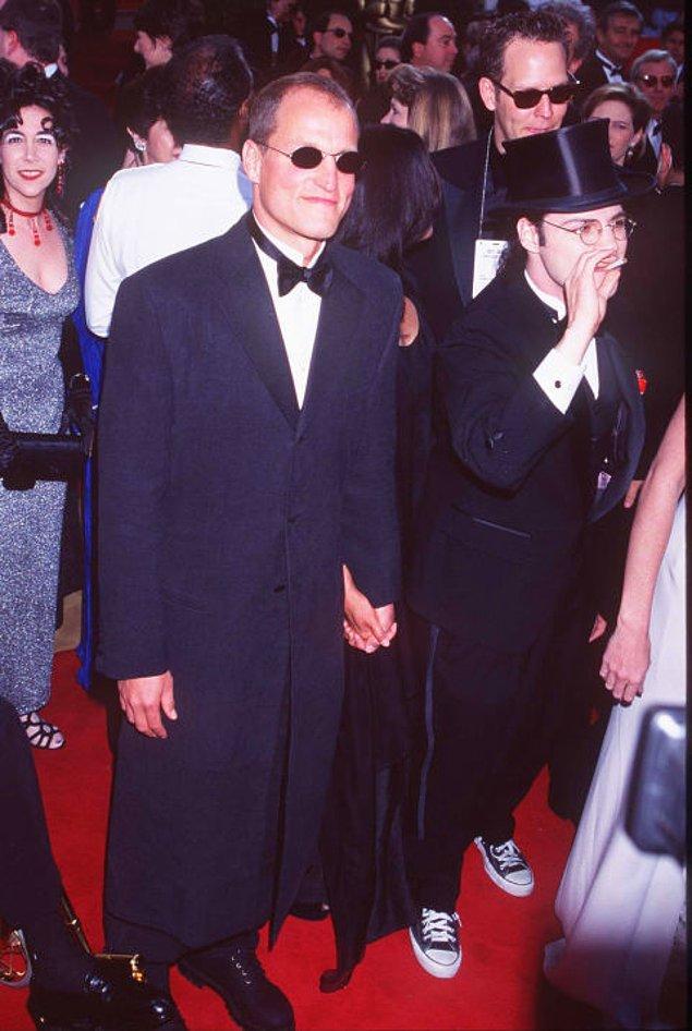 12. Woody Harrelson, 1997
