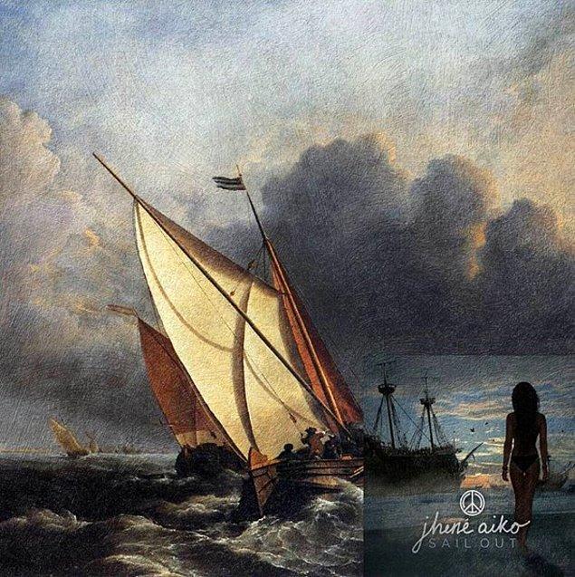23. Albüm: Sail Out  - Jhene Aiko