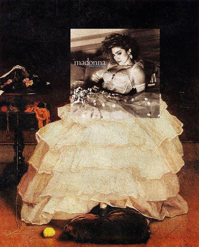 25. Albüm: Like A Virgin - Madonna