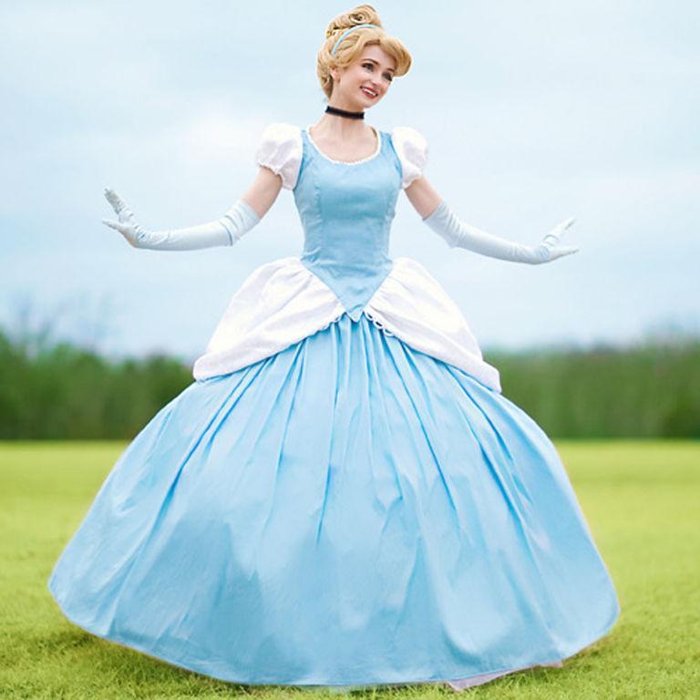 G zelli iyle ger ek disney prenseslerini bile for How to become a wedding dress model