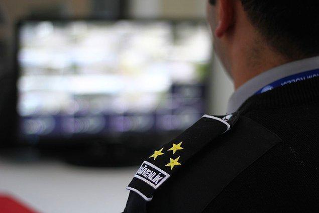 Özel güvenliğe ayda 322 bin lira