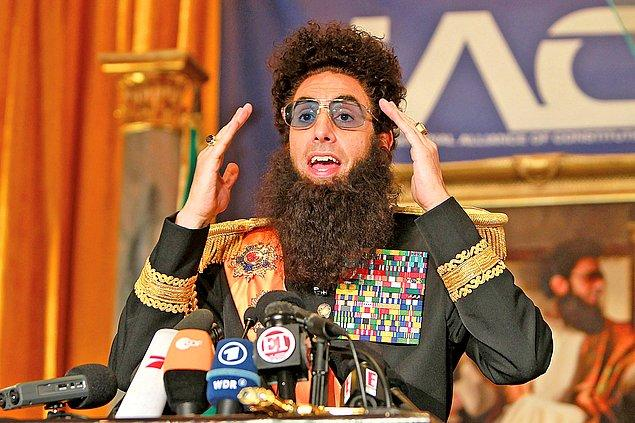 The Dictator (General Aladeen)