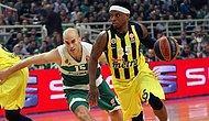 Panathinaikos 76-71 Fenerbahçe